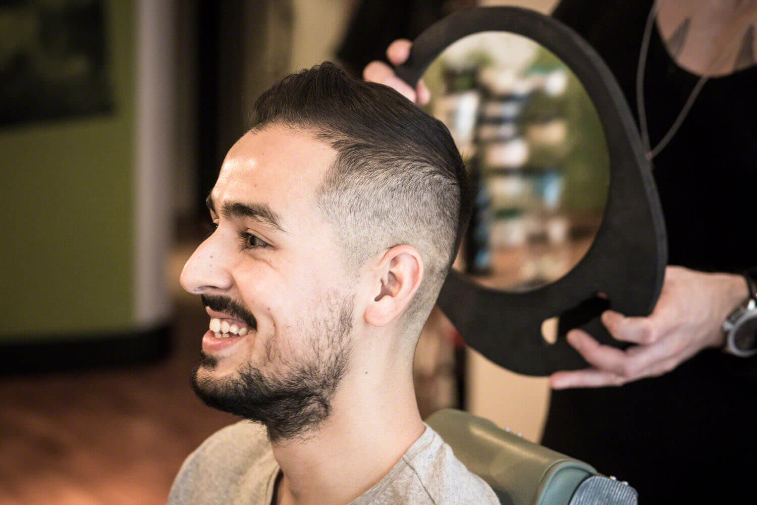 Why Pay For A Decent Men S Hair Cut